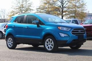 New 2018 Ford EcoSport SE SUV Springfield VA