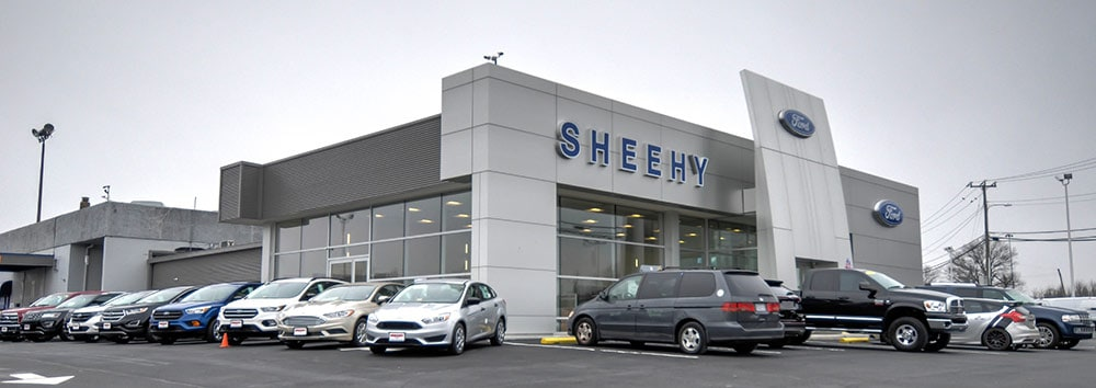 Sheehy Ford Of Springfield