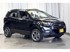New 2018 Ford EcoSport SES SUV Springfield, VA