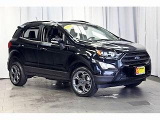 New 2018 Ford EcoSport SES SUV Springfield VA
