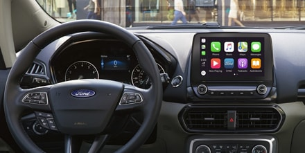 Apple CarPlay™ and Android Auto™ Compatibility