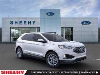 New 2021 Ford Edge SEL SUV Springfield VA