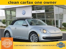 Featured New 2014 Volkswagen Beetle 2.0 TDI Convertible for sale near you in Springfield, VA
