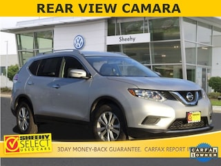 Used 2016 Nissan Rogue SV SUV for sale near you in Springfield, VA