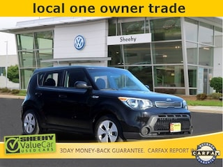 Bargain Used 2016 Kia Soul Base Hatchback L073303A for sale near you in Springfield, VA