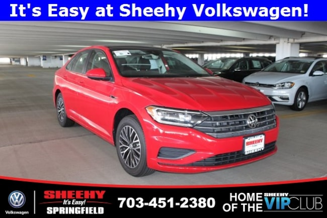 New Volkswagen 2019 Volkswagen Jetta SEL Sedan for sale near you in Springfield, VA
