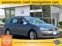 Featured New 2013 Volkswagen Jetta SportWagen 2.0L TDI Wagon for sale near you in Springfield, VA