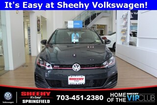 New Volkswagen 2019 Volkswagen Golf GTI 2.0T Rabbit Edition Hatchback for sale near you in Springfield, VA
