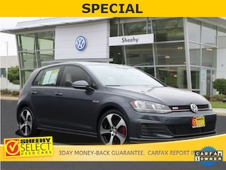 Used 2018 Volkswagen Golf GTI 2.0T S Hatchback for sale near you in Springfield, VA