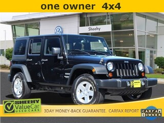Bargain Used 2013 Jeep Wrangler Unlimited Unlimited Sport SUV L002871A for sale near you in Springfield, VA