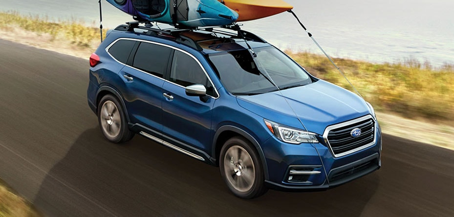 2020 Subaru banner Ascent