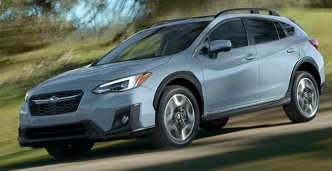The 2020 Subaru Crosstrek