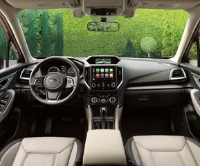 SPACIOUS, HIGH-QUALITY INTERIOR