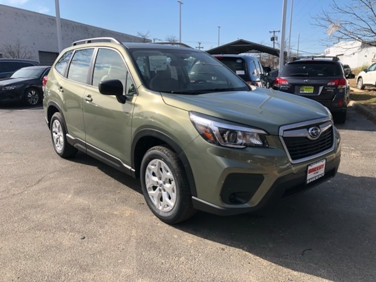 New 2019 Subaru Forester Standard SUV in Springfield, VA