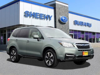Certified Pre-Owned 2017 Subaru Forester 2.5i Premium SUV S459701A Springfield, VA