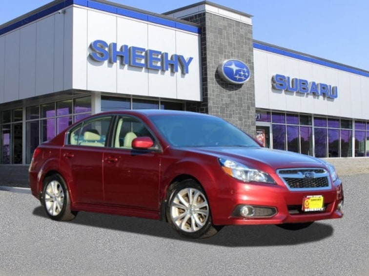 Used 2014 Subaru Legacy 3.6R Sedan for sale in Springfield VA