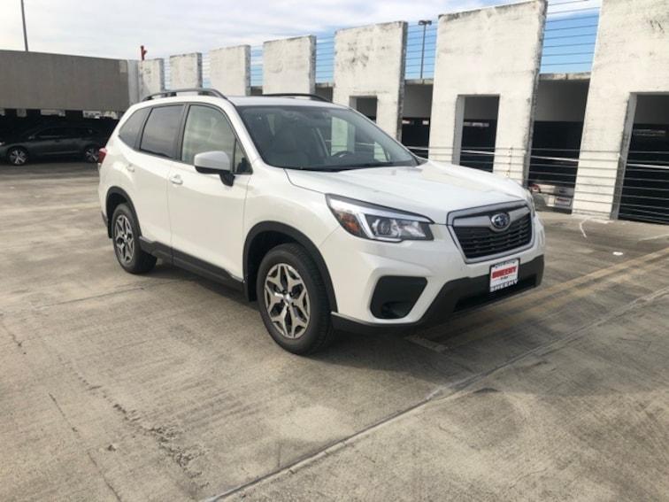 New 2019 Subaru Forester Premium SUV in Springfield, VA