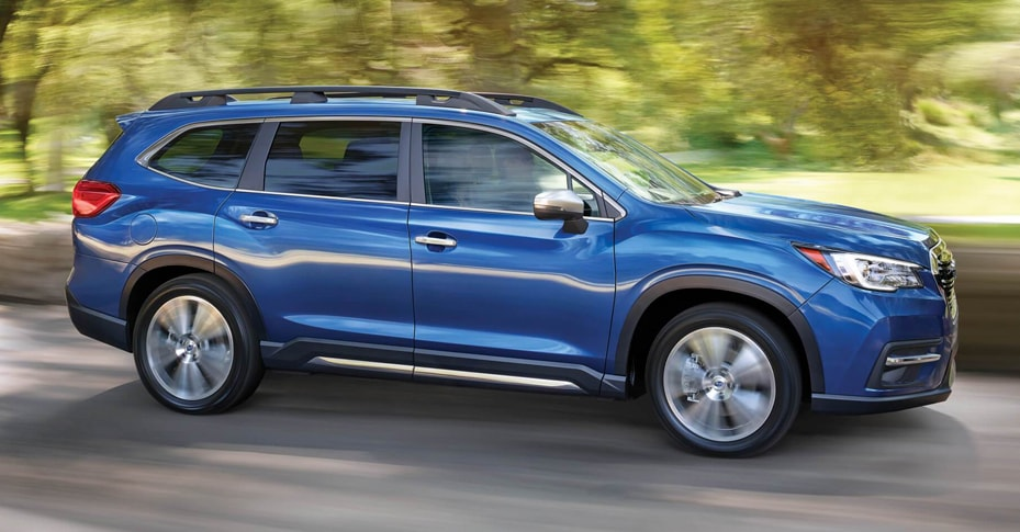 2020 Subaru Ascent image