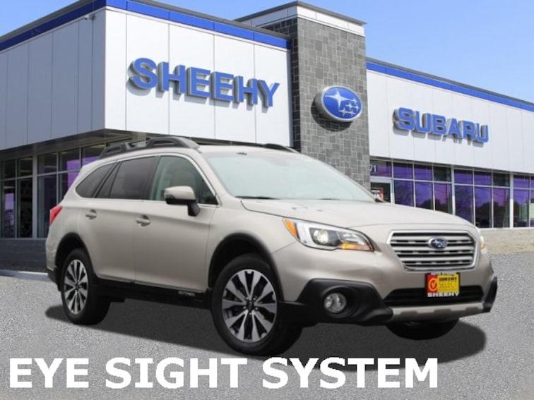 Used 2017 Subaru Outback 3.6R SUV for sale in Springfield VA