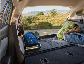Right-Sized Compact SUV with Spacious Cargo Area