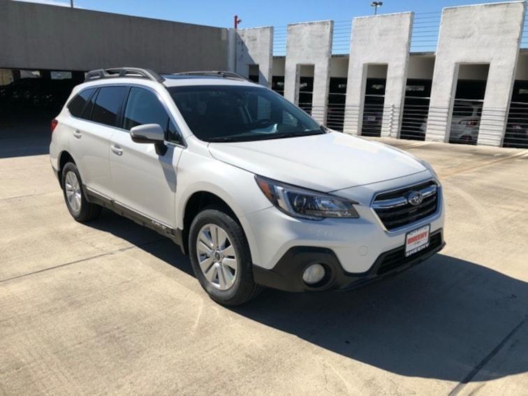 New 2019 Subaru Outback 2.5i Premium SUV in Springfield, VA