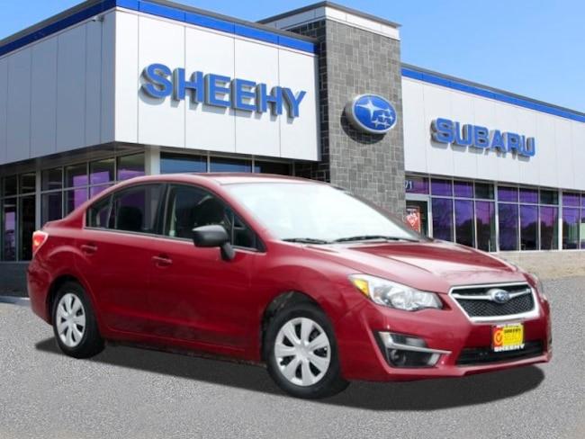 Used 2016 Subaru Impreza 2.0i Sedan for sale in Springfield VA