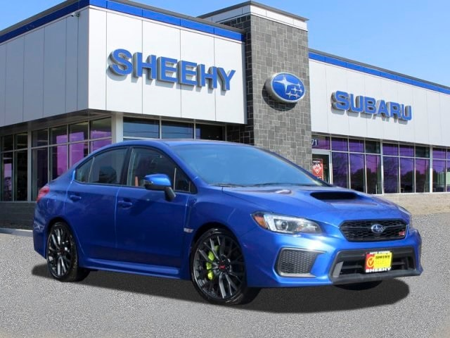 Featured Used 2018 Subaru WRX STi Limited Sedan for sale near you in Richmond, VA