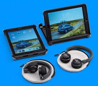 SUBARU STARLINK Entertainment Anywhere