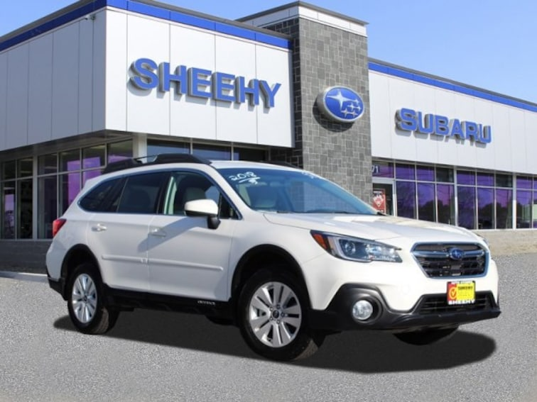 Used 2018 Subaru Outback 2.5i SUV for sale in Springfield VA