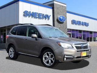 Certified Pre-Owned 2018 Subaru Forester 2.5i Touring SUV S484536A Springfield, VA