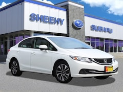 2014 Honda Civic EX Sedan S466018A in Springfield, VA