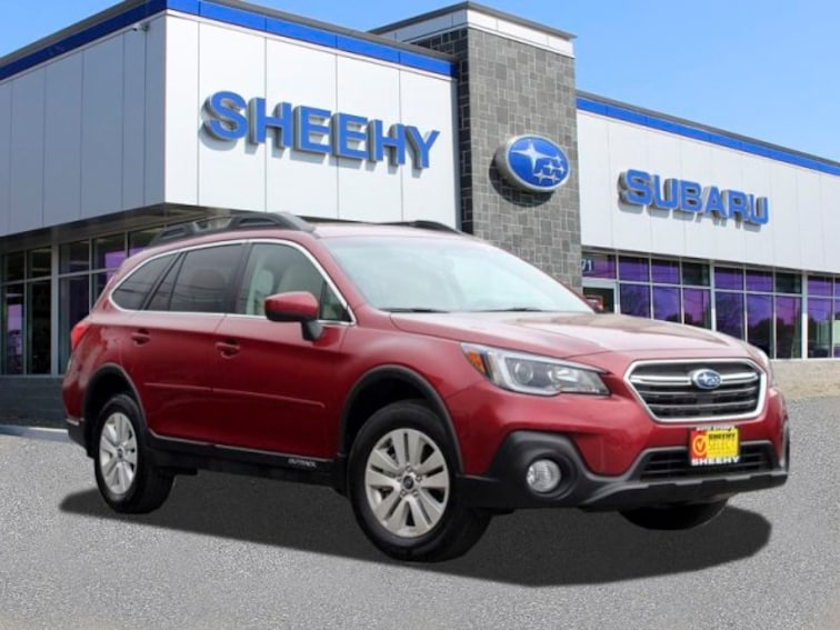 Used 2018 Subaru Outback 2.5i SUV for sale in Springfield VA