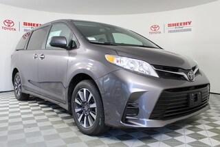 New Toyota  2019 Toyota Sienna LE 7 Passenger Van for sale in Fredericksburg, VA