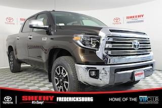 New 2019 Toyota Tundra 1794 5.7L V8 Truck CrewMax for sale in Fredericksburg, VA