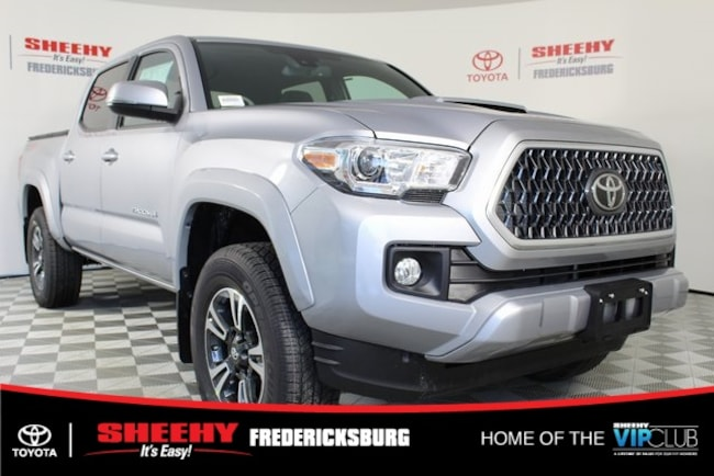 New Toyota 2019 Toyota Tacoma TRD Sport V6 Truck Double Cab for sale in Fredericksburg, VA