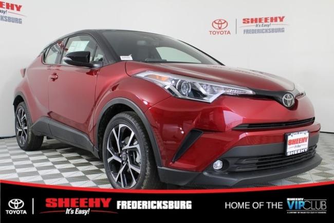 New Toyota 2019 Toyota C-HR Limited SUV for sale in Fredericksburg, VA
