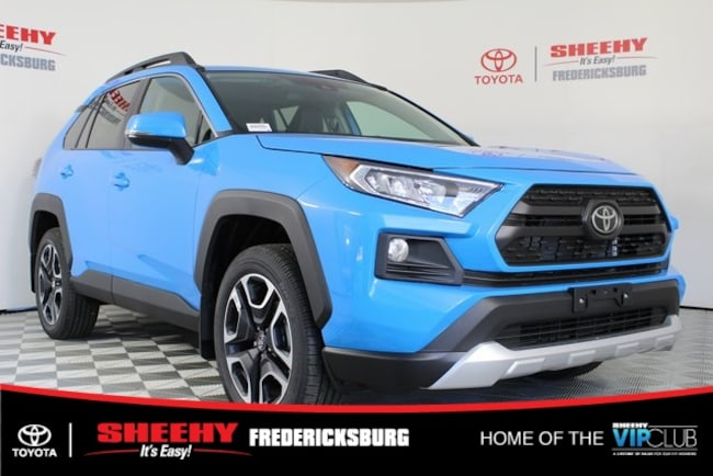 New Toyota 2019 Toyota RAV4 Adventure SUV for sale in Fredericksburg, VA