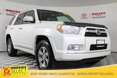 Used 2011 Toyota 4Runner SUV for sale in Fredericksburg, VA