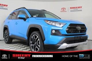 New 2019 Toyota RAV4 Adventure SUV for sale in Fredericksburg, VA