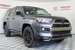 New Toyota  2019 Toyota 4Runner Limited Nightshade SUV for sale in Fredericksburg, VA