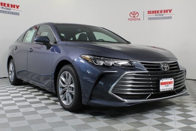 New Toyota 2019 Toyota Avalon XLE Sedan for sale in Fredericksburg, VA