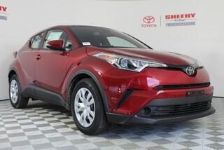 New 2019 Toyota C-HR LE SUV for sale in Stafford, VA