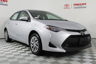 New Toyota  2019 Toyota Corolla LE Sedan for sale in Fredericksburg, VA