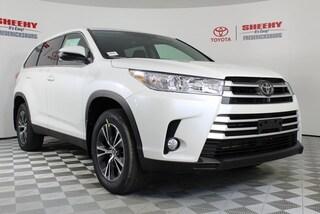 New Toyota  2019 Toyota Highlander LE Plus V6 SUV for sale in Fredericksburg, VA