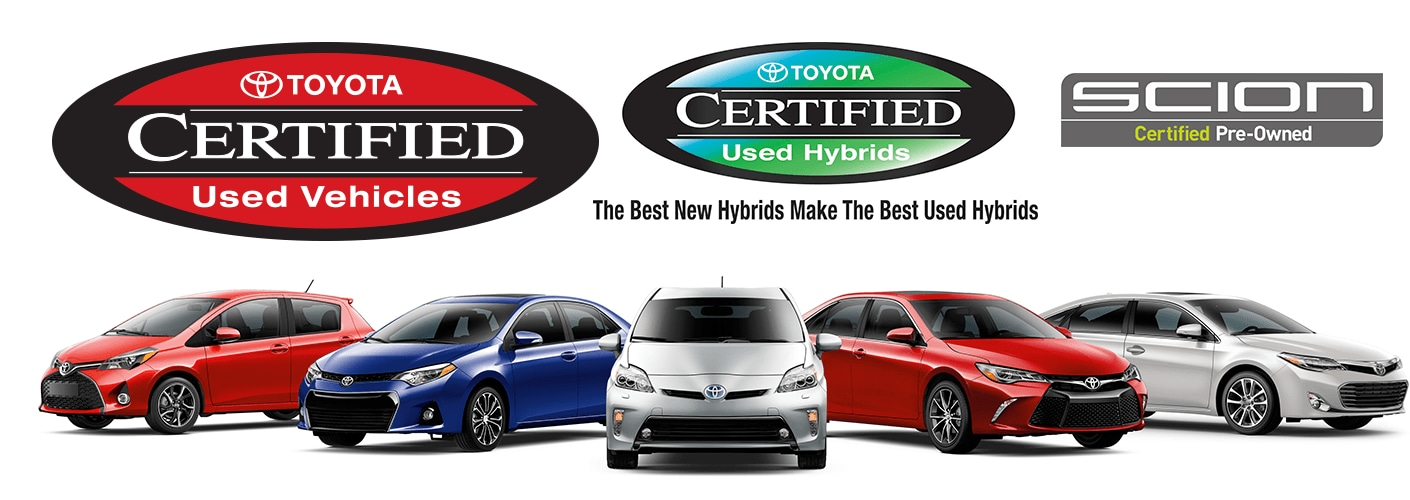Toyota Certified Pre Owned Vehicles Sheehy Toyota Of Fredericksburg