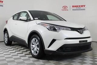 New Toyota  2019 Toyota C-HR LE SUV for sale in Fredericksburg, VA