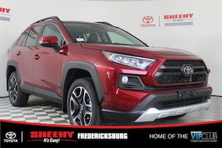 New 2019 Toyota RAV4 Adventure SUV for sale in Fredericksburg, VA