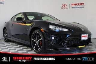 New 2019 Toyota 86 TRD SE Coupe for sale in Stafford, VA