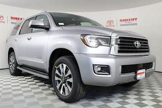 New Toyota 2019 Toyota Sequoia Limited SUV for sale in Stafford, VA