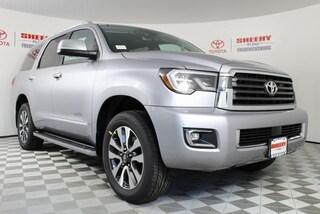 New Toyota  2019 Toyota Sequoia Limited SUV for sale in Fredericksburg, VA